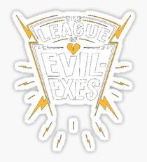 Scott Pilgrim - The League of Evil-Exes Sticker