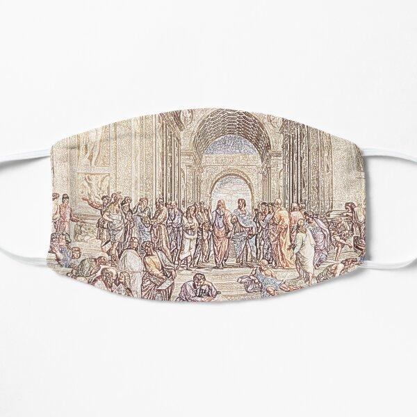 Classical Athens Raphael Renaissance Art Mask