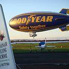 Good Year Airship by JMaxFly