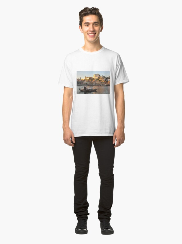 Alternate view of Sunset at Porto Classic T-Shirt