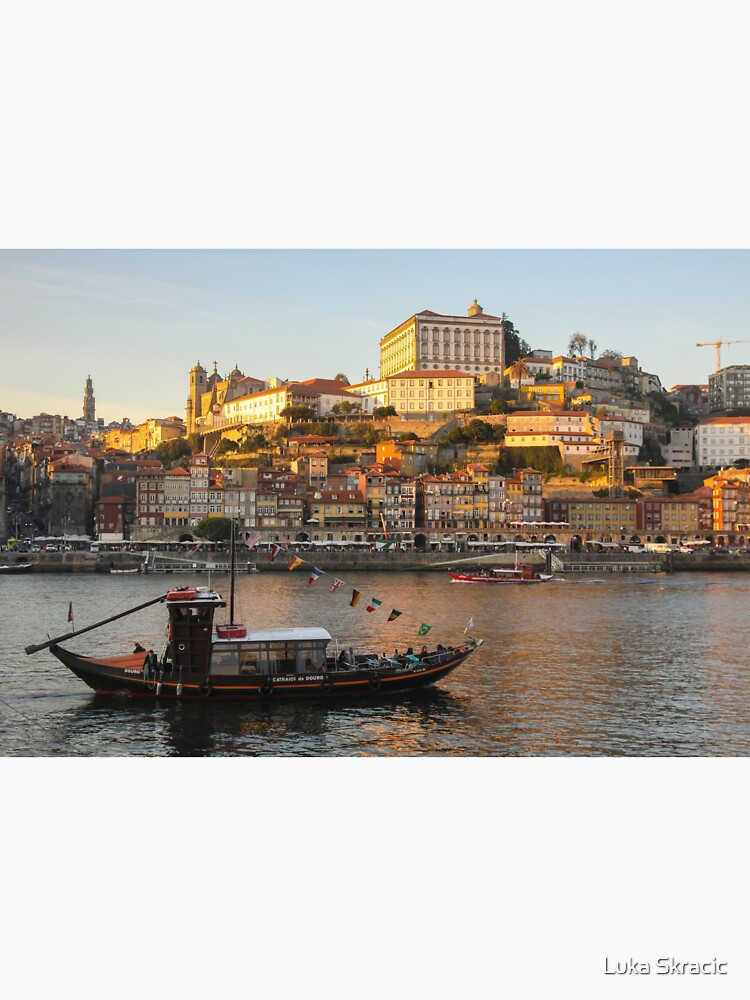 Sunset at Porto by LukaSkracic
