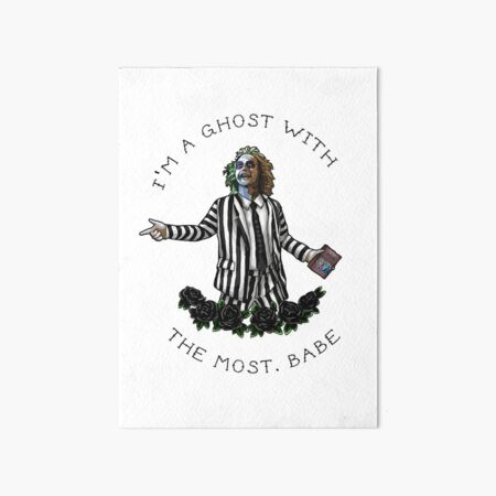 Beetlejuice Impression rigide