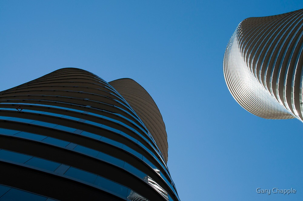 Absolute World Towers - In Between by Gary Chapple