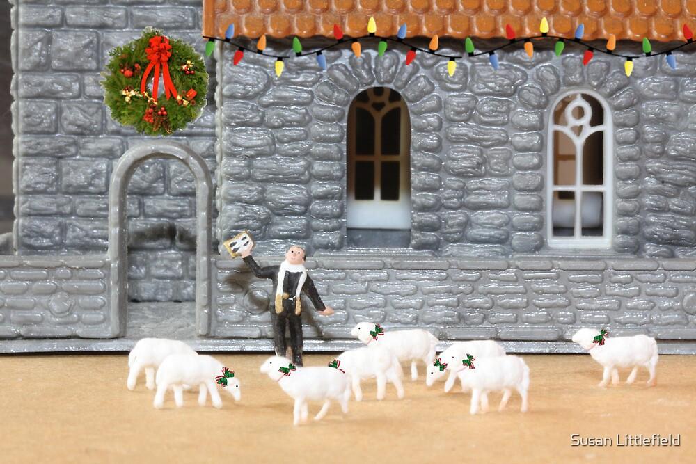 Fleece Navidad by Susan Littlefield