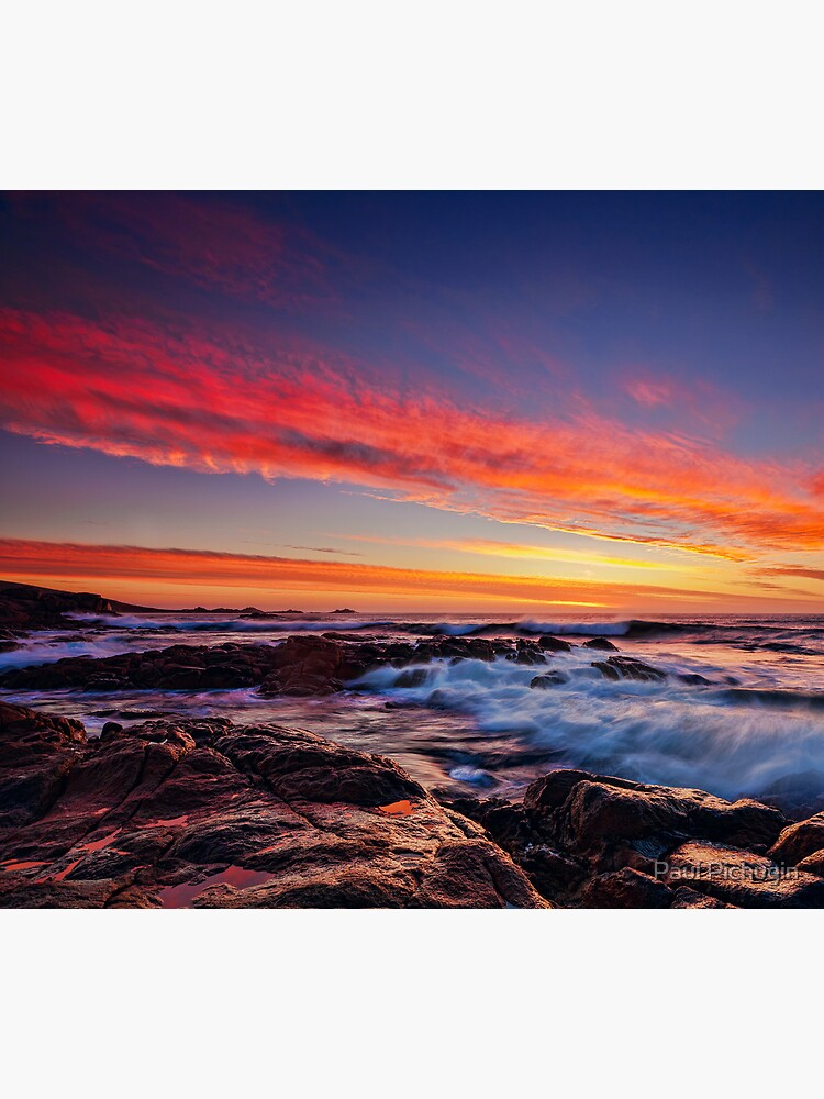 South West Sunset by paulmp