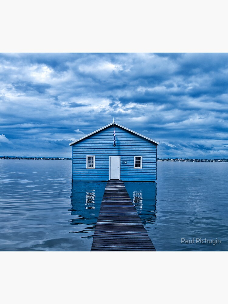 Crawley Edge Boatshed by paulmp