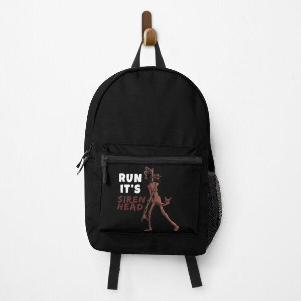 RUN IT'S SIREN HEAD | EVIL MONSTER  Backpack