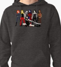 Women of the Whedonverse   Pullover Hoodie