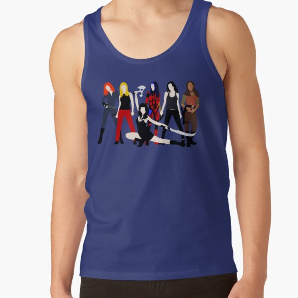 Women of the Whedonverse   Tank Top