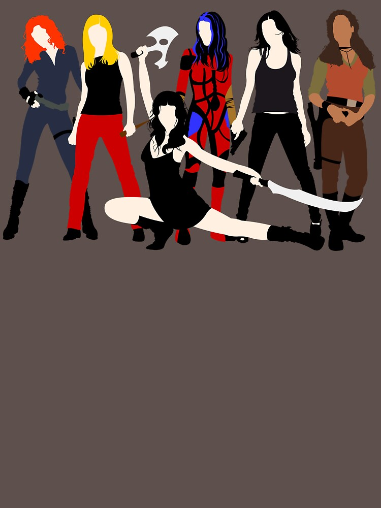 Women of the Whedonverse   by TomTrager