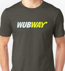 Wubway logo Unisex T-Shirt