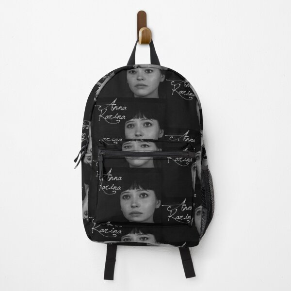 Anna Karina  - French New Wave Backpack