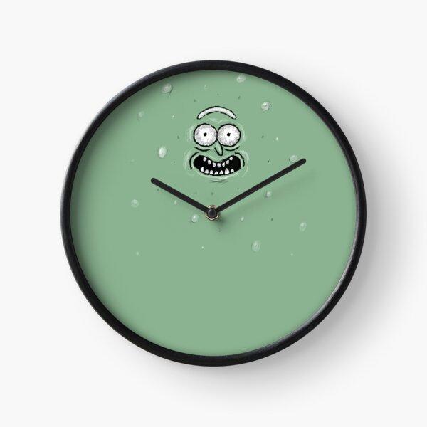 Pickle Rick Clock