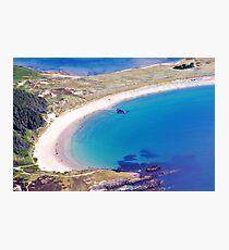 Silver Bay Beach Photographic Print