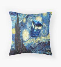 Van Gogh Throw Pillow