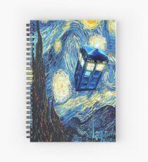 Cuaderno de espiral van Gogh