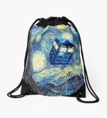 Van Gogh Drawstring Bag