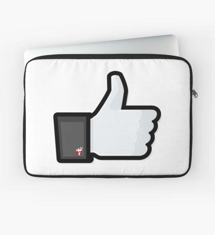 FACEBOOK X GHOSTBUSTERS (GB2) Laptop Sleeve