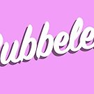 Bubbeleh! Handlettered Yiddish by mikewirth