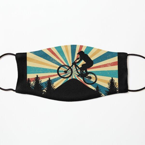 Mountainbike Biker Retro Vintage MTB Kids Mask