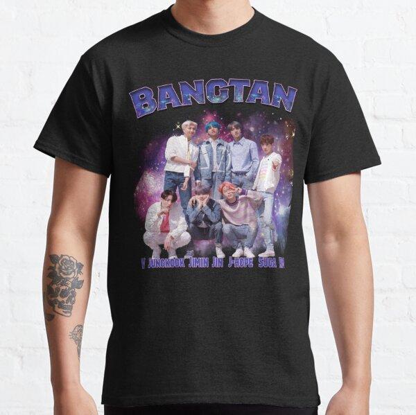 BTS Galaxy Camiseta clásica