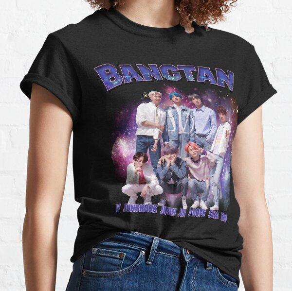 BTS Galaxy Classic T-Shirt