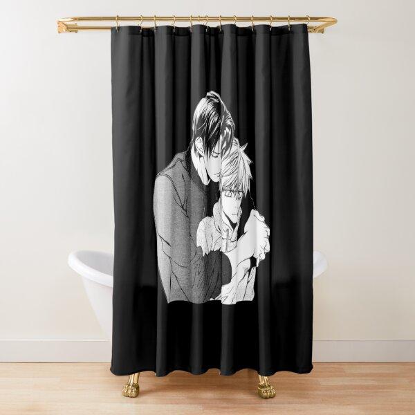 Comforting hug Shower Curtain