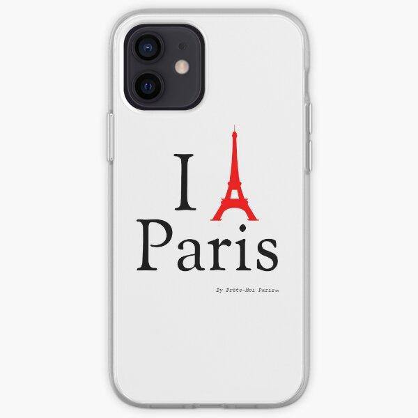 I ParisLove Coque souple iPhone
