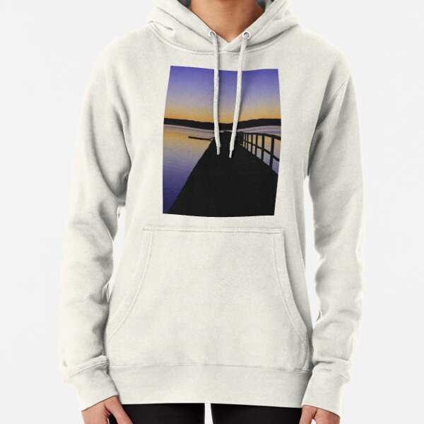 The End of the Day Pullover Hoodie