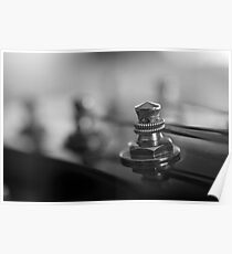 Guitar tuning pegs Poster