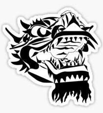 Chinese Dragon Sticker