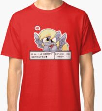 A Wild Derpy Appeared! Classic T-Shirt