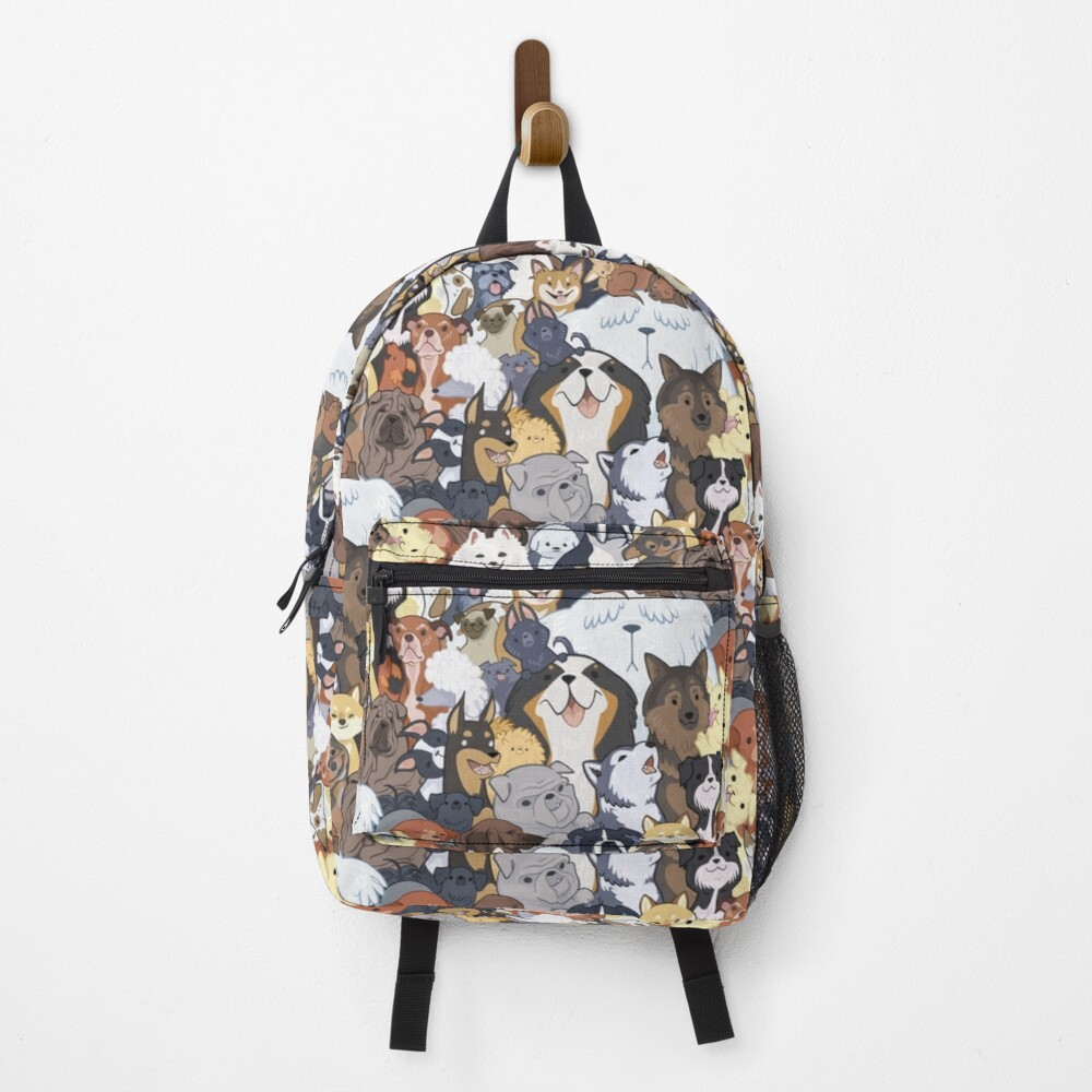 Pupper Party Backpack