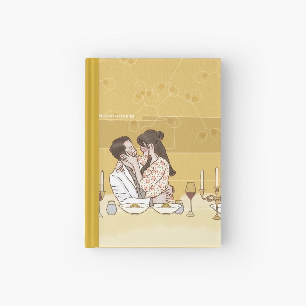 Dinnermate #1 Hardcover Journal