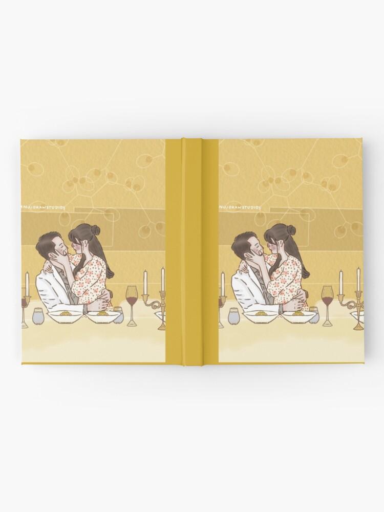 Alternate view of Dinnermate #1 Hardcover Journal
