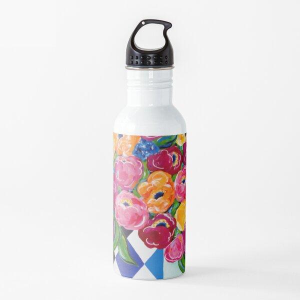 Spring Blooms Water Bottle