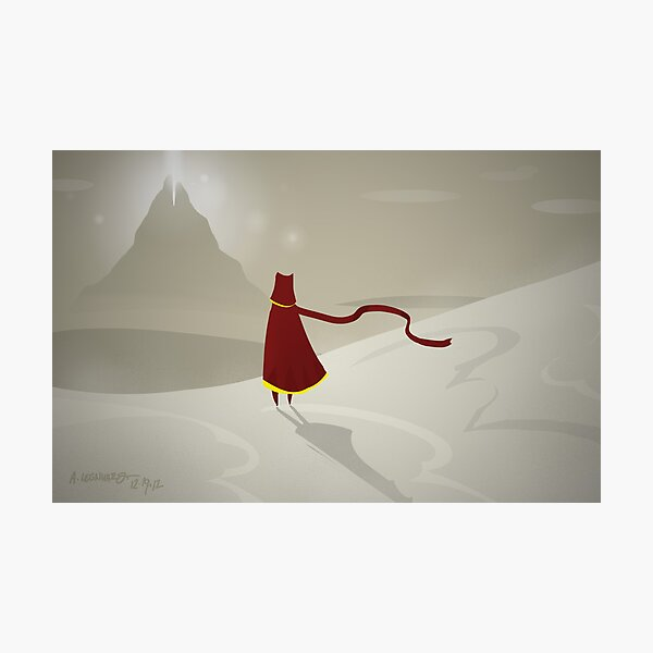 Journey: I Was Born for This Photographic Print