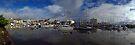 Townsville Yatch Club Marina, Ross Creek, Townsville by Paul Gilbert