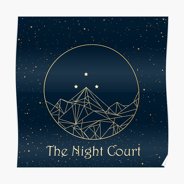 The Night Court Poster