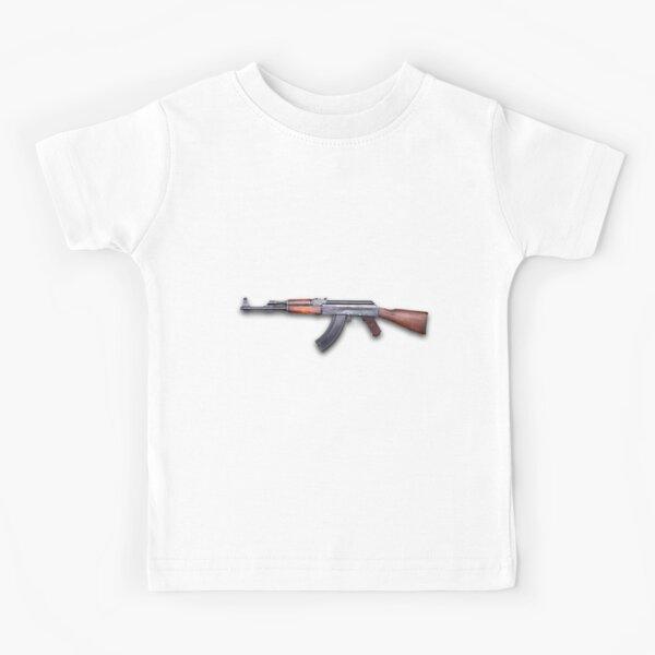 Kalashnikov assault rifle - Автомат Калашникова Kids T-Shirt