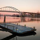 Arkansas River Sunrise by RayDevlin