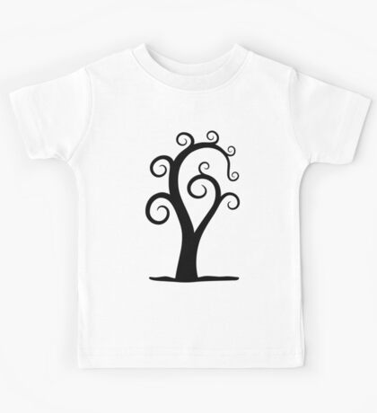 Nautilus Shell Tree Kids Clothes