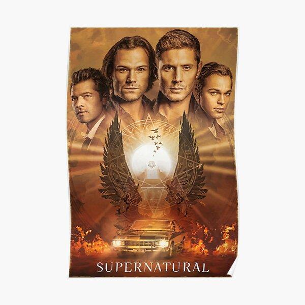 Supernatural - Saison 15 Poster