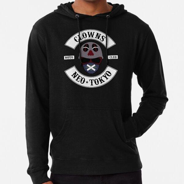 The Clown Motorcycle Club - Neo Tokyo (Akira) Lightweight Hoodie