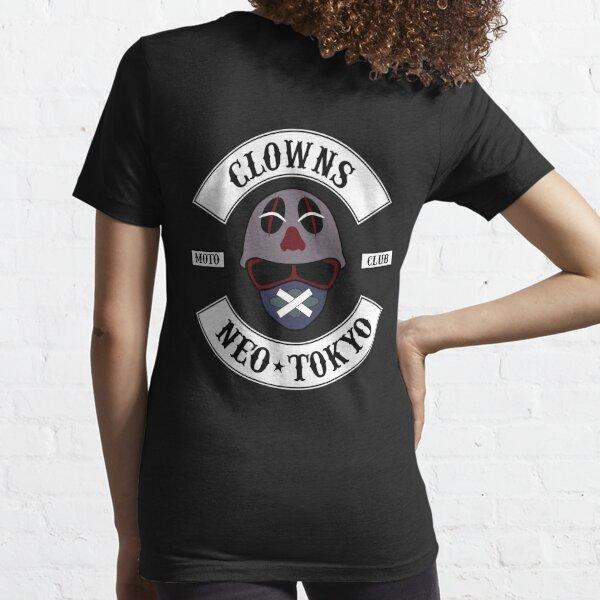 The Clown Motorcycle Club - Neo Tokyo (Akira) Essential T-Shirt