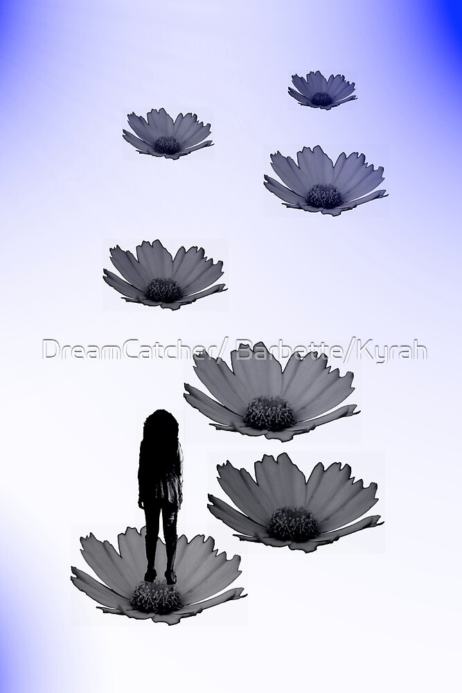 Flower Path by DreamCatcher/ Kyrah
