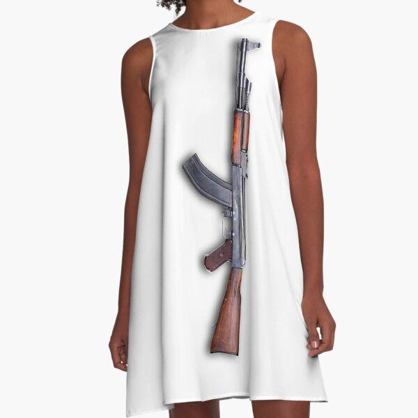 Kalashnikov assault rifle - Автомат Калашникова A-Line Dress