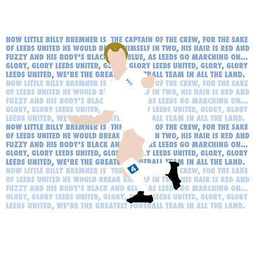Little Billy Bremner by KenDeMange