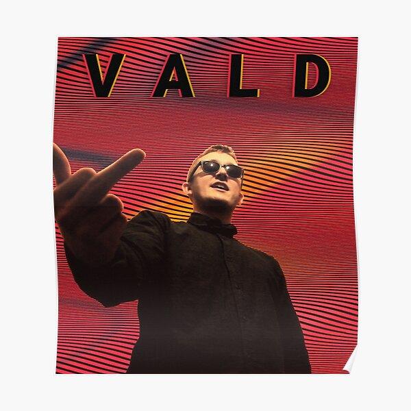 Vald - Finger Poster