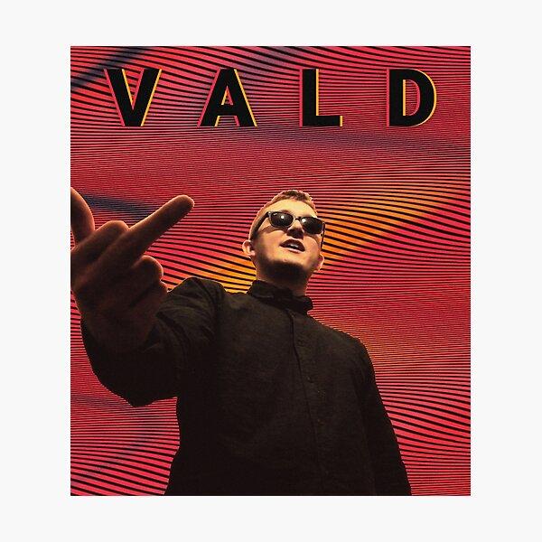Vald - Finger Photographic Print